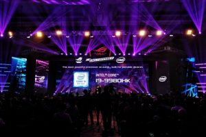 ASUS ROG dengan 9th Gen Intel Core